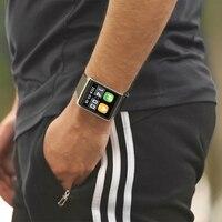 Новое поступление 4G gps Wi Fi Смарт часы MTK 6737 + 16G ROM сердечного ритма мониторы Smartwatch Носимых устройств с 2 P камера