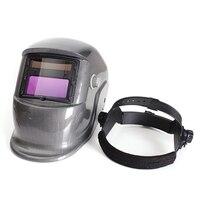 Full Range UV IR Protecting Auto Darkening ARC Mig Tig Solar Welding Grinding Helmet Weld For
