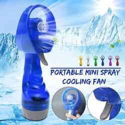 Voyage de Camp de plage de Sport de brume de ventilateur de refroidissement de jet d'eau tenu dans la main portatif de PVC d'abs de qualité Durable