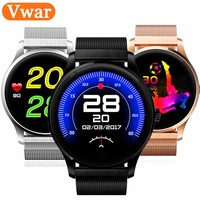 Vwar K88 Update K88H Smart Watch With IPS Screen Heart Rate Monitor Bluetooth Smartwatch For Android