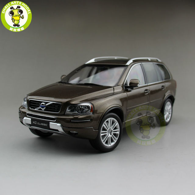 1/18 Volvo XC Classic SUV Diecast Model Car SUV Twilight