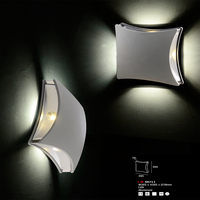 modern surface mounted waterproof outdoor led wall light, led outdoor wall lighting