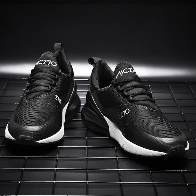 Zapatillas deportivas transpirables para Hombre, calzado deportivo para correr, 9 colores, 2019 6