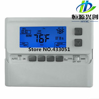 Temperature controller ,Compressor cycling heat pump digital non programmable room thermostat