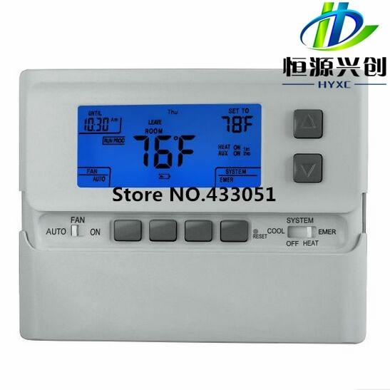 Temperature controller compressor cycling heat pump digital non temperature controller compressor cycling heat pump digital non programmable room thermostat sciox Images