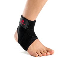 Kuangmi 1 Piece Adjustable Pressurized Bandage Ankle Left & Right All Can be used Prevent Sprain and Reduce Pain