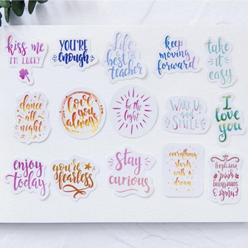 20 pacotes lote criativo humor divertido colorido