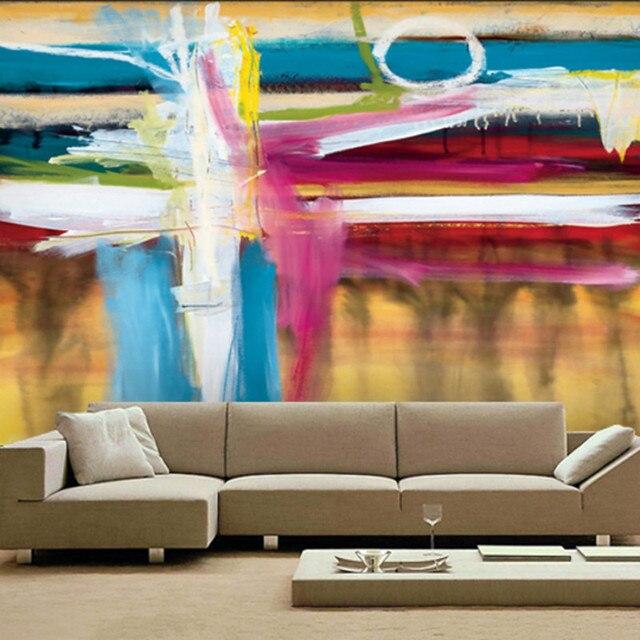Factory Outlet große wand Amerikanischen abstrakte moderne büro ...