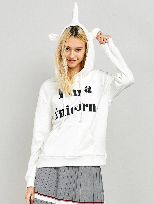 Compra Unicorn Jumpers Y Disfruta Del Envo Gratuito En Aliexpresscom Mooi Printing Premium Sweater Top Size M