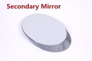 Image 1 - Desempenho de custo elevado Curto Comprimento Do Eixo D = 20/25/35/40/53 // 70mm espelho secundário para a Reflexão Telescópio Astronomia