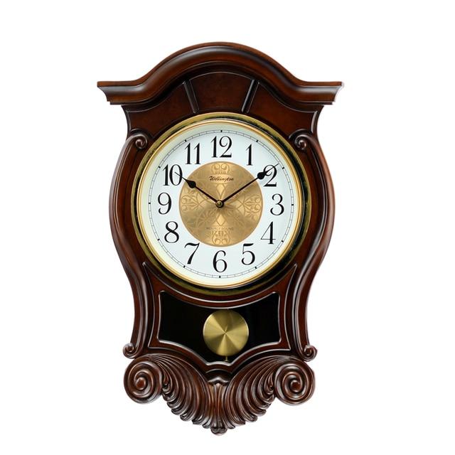 Wellington lusso carillon orologio in salotto in stile - Relojes para salon ...