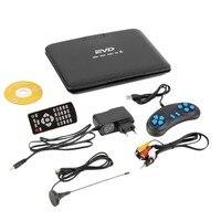 DVD TV Players Portable Multimedia Digital Multimedia Player Multifunction Display LCD DVD Player Game Card Read