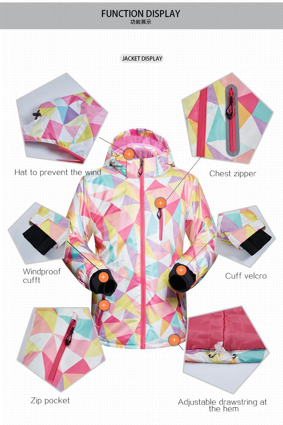 儿童滑雪服套装模板_18