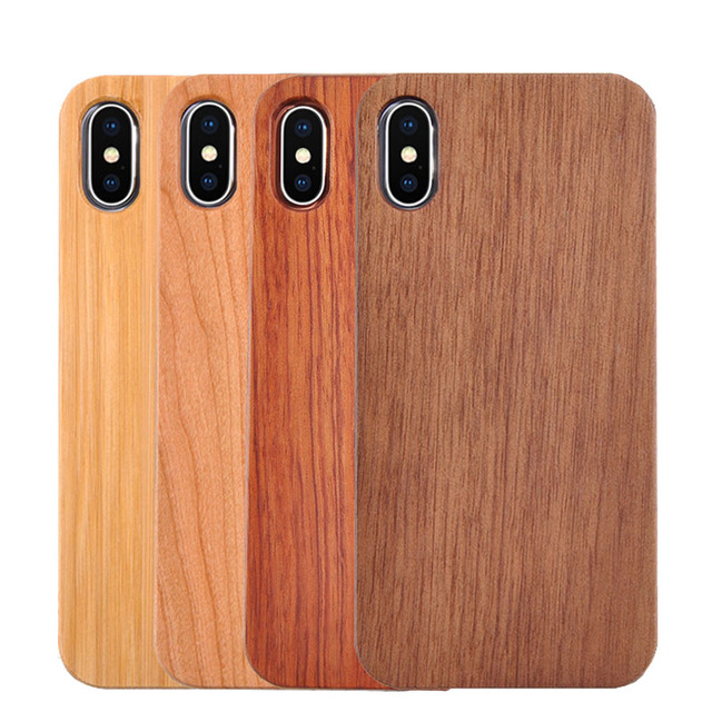 Solid Wood Case for iPhone 2