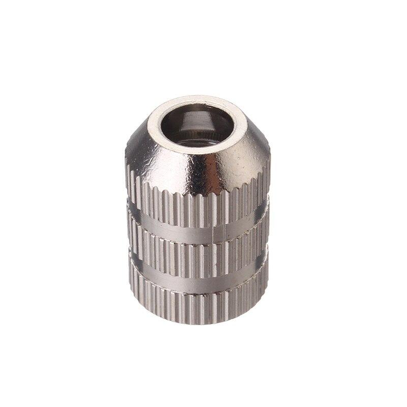 Doersupp 10Pcs / set Mandrini per punte in ottone Punte da 0,5-3,2 mm - Accessori per elettroutensili - Fotografia 5