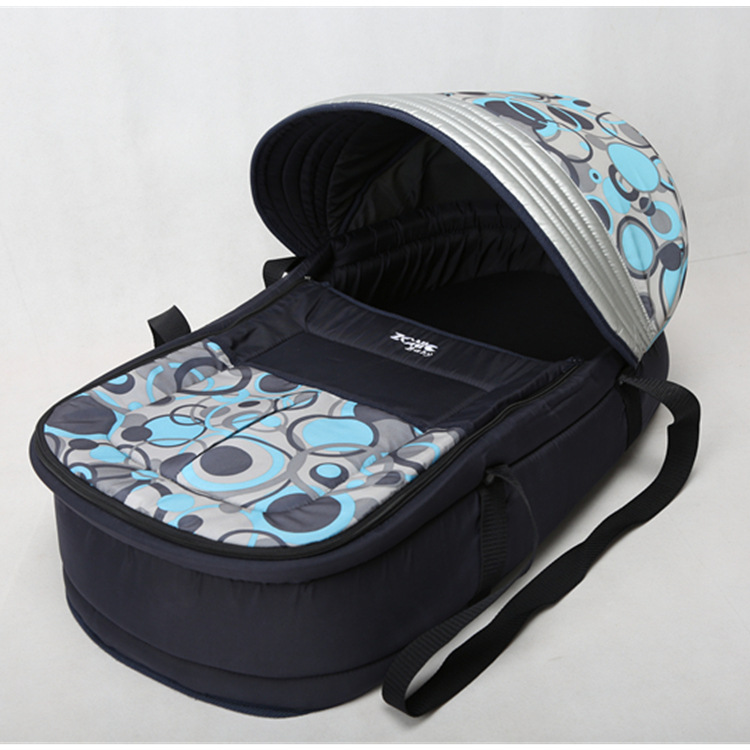 Portable Baby Crib Folding Cradles Travel Infant Carriage Sleeping cunas para bebe Stroller <font><b>Accessories</b></font> Sleeping Bed Outdoor Bed