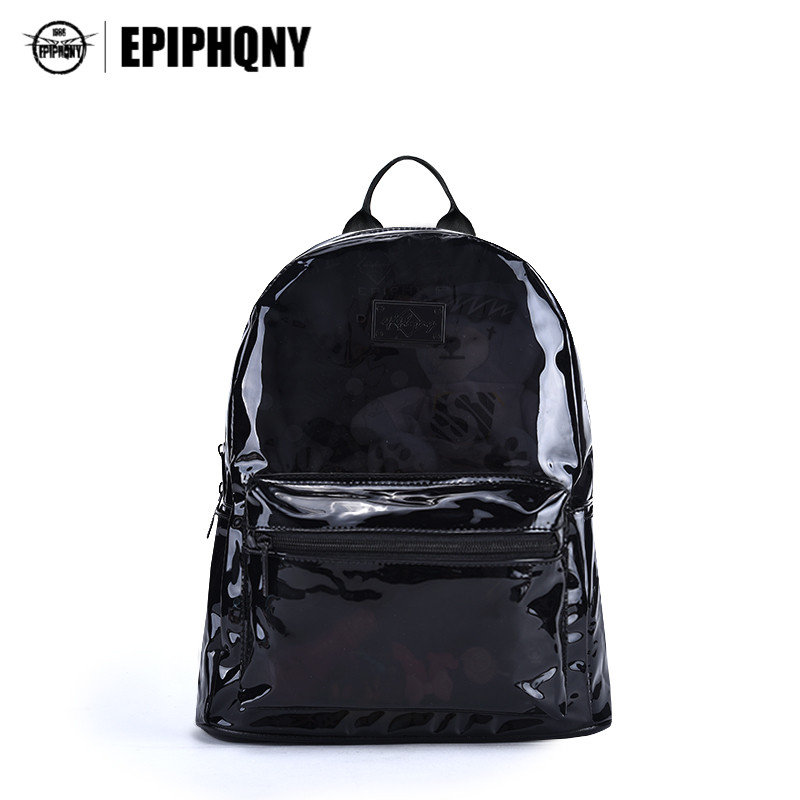 Черный рюкзак молодежные сумки рюкзаки за 1200 космос