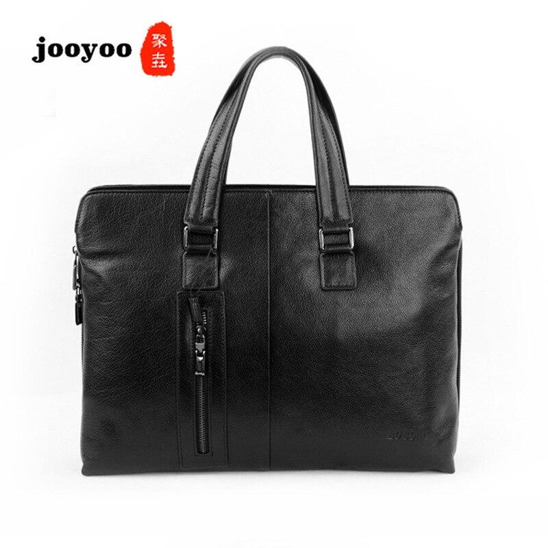 Мужская деловая сумка из натуральной кожи, из воловьей кожи, с поперечным сечением, квадратный мужской чехол, большой емкости, сумки для кон