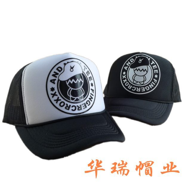 55e7789429c Tee and fingercroxx truck cap truck cap fashion men female mesh cap sun hat-in  Holidays Costumes from Novelty   Special Use on Aliexpress.com