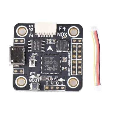 Sensor de Controlador de Vôo de conselho MPU6000 NOXE F4 OSD 5 v/3A BEC com/sem barômetro para 90mm 120mm 150mm mini Drone Quadcopter