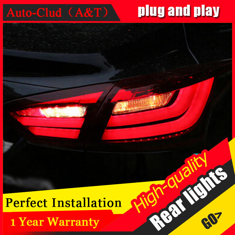 auto pro 2012 2014 taillights for ford focus 3 led rear. Black Bedroom Furniture Sets. Home Design Ideas