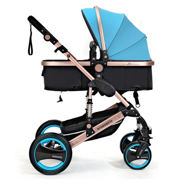 Lightweight Baby Stroller