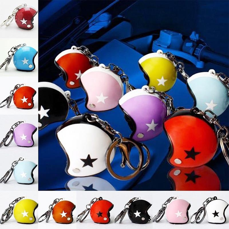 VEHEMO шлем 4,5*4,2 см автомобильные ключи Висячие капли брелок аксессуары Ювелирные наборы автомобильные запчасти