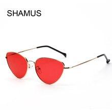 b681e6d37b4ce SHAMUS Eyglasses Óculos Novidade Óculos De Sol Super Fashion 2017 Mulheres  Olho de Gato Óculos Óculos de Marca Designer de óculo.