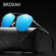 Модные металлические очки Полароид Для женщин обувь на высоком каблуке в стиле «Ретро», фирменные очки, подходят для вождения, солнцезащитные очки для девушек, солнцезащитные очки-авиаторы UV400 стразам