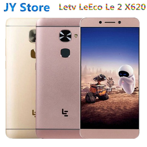 Letv Leeco 2x620 32GB 4gb GSM/LTE/WCDMA Fingerprint Recognition 16MP New Smartphone X20