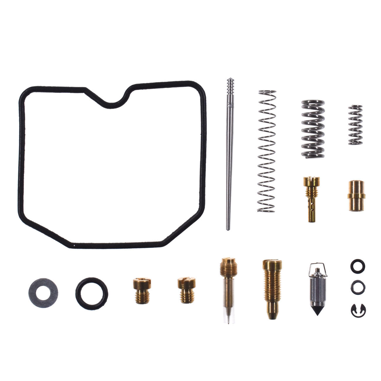 Carburetor Repair Rebuild Kit For Suzuki Eiger LTF400