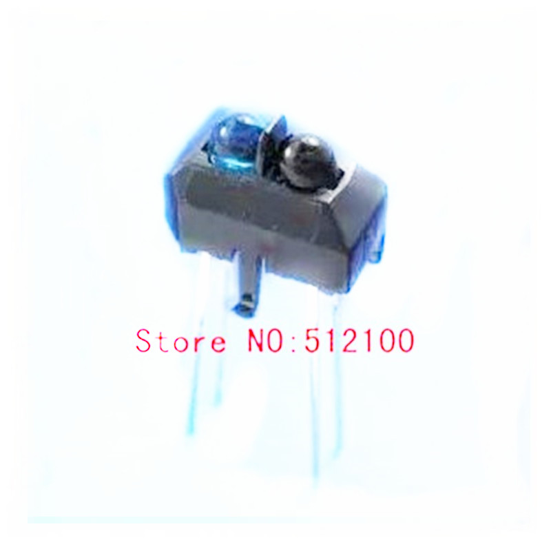 Free Shipping 500PCS LOT TCRT5000L TCRT5000 Reflective Infrared Optical Sensor Photoelectric Switches