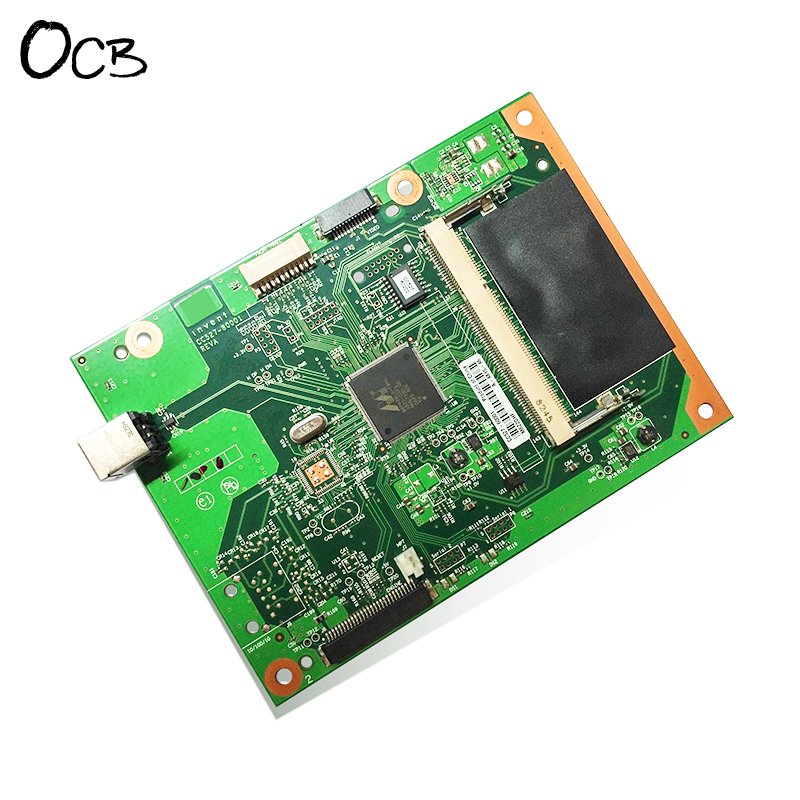 CC527-60001 CC527-69002 Mainboard Main Board For HP LaserJet P2055 P2055D P2050 2050 2055 2055D Printer Formatter Board цена