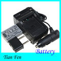 1pcs Battery+Charger NP-FP50  NP-FP51 NP FP50 NP FP51 Rechargeable Lithium Battery For Sony DCR-HC19 HC30 HC40 HC46  Camera