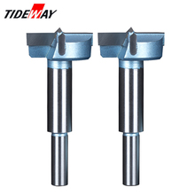 цена на Tideway Forstner Bit Auger Drill Bits Set Wood Hole Saw Woodworking Wooden Cutter Drilling for Hinge Window