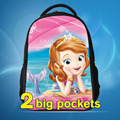 The Best Gifts For Girls Cartoon Bags,Sofia The First Kids Bag,Students Children Bags,Travel Backpack School Backpacks For Girls