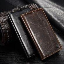 Для Samsung Galaxy note 4 Fundas Чехол Оригинальный Роскошный Кожаный чехол Для Samsung note 4 Coque Магнитных Флип Бумажник Стенд крышка