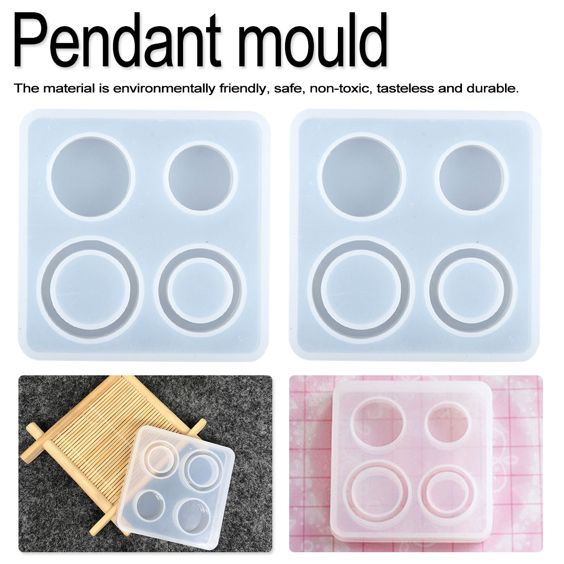 Making Tool decoration epoxy resin ice cube mold DIY tool Geometric Jewelry Mold Pendant Earring Silicone Resin Craft in Jewelry Findings Components from Jewelry Accessories