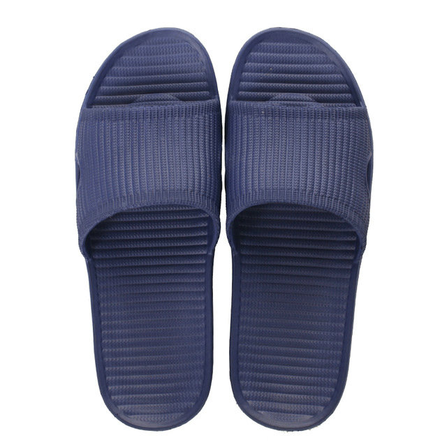 Cheap Price New Summer Home Bathroom Slippers Indoor Anti Slipper Soft Bottom Family Woman Man Slippers (13)