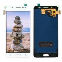 Brightness Adjustbale LCD For Samsung J5 2016 SM J510F J510FN J510M J510Y J510G J510 LCD Display+Touch Screen Digitizer Assembly|Mobile Phone LCD Screens| |  -