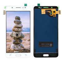 Helligkeit Adjustbale LCD Für Samsung J5 2016 SM-J510F J510FN J510M J510Y J510G J510 LCD Display + Touch Screen Digitizer Montage