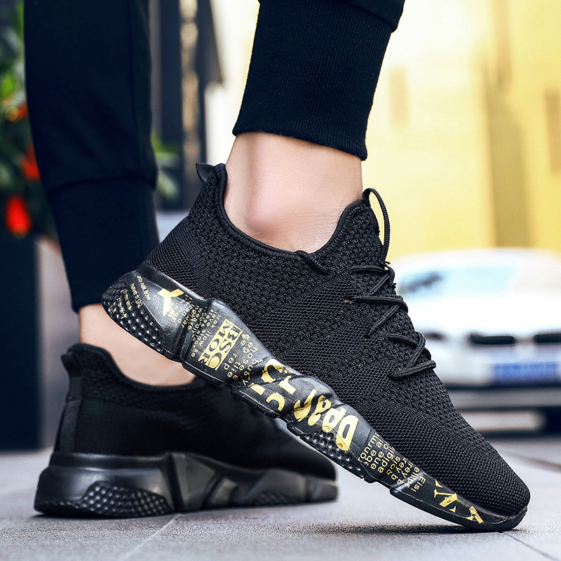 red black B Black Graffiti A 39 Zapatillas A Respirant Bomlight Masculino Gold B gray blue Mâle B Chaussures black Marche Tenis Formateurs Tendances white black gray C C C B 48 Sneakers Hommes red C White Adulto nSHqfxpY