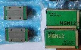 CNC HIWIN MGW12H Block linear guide from taiwan кольца