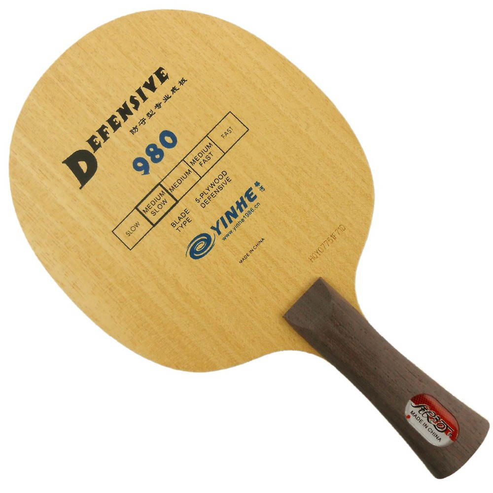 Milky Way / Galaxy YINHE 980 Defensive Table Tennis / Pingpong Blade