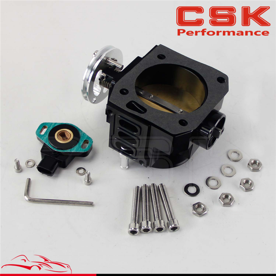 70mm Throttle Body TPS Throttle Position Sensor For honda K20 Civic EP3 Type R Integra DC5