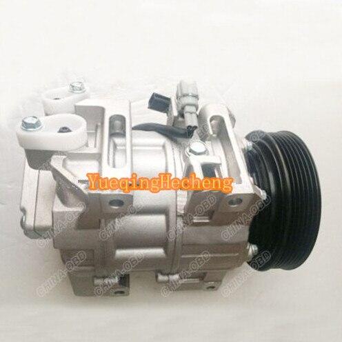 New 6PK AC Compressor 92600-JG30A 92600-JG300 For X-TRAIL(T31) 2007- Free ShippingNew 6PK AC Compressor 92600-JG30A 92600-JG300 For X-TRAIL(T31) 2007- Free Shipping