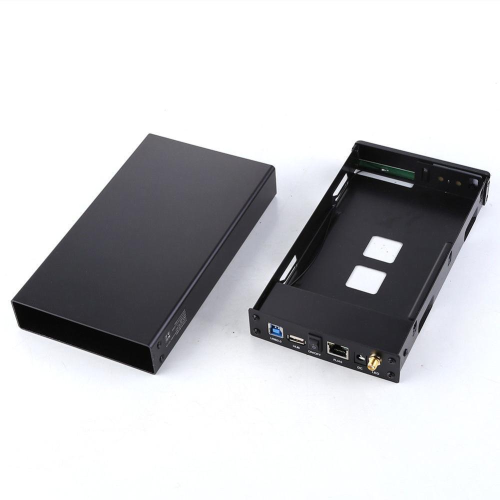 Prix pour USB 3.0 Wifi Extender/HDD Bay Hdd USB câble SATA Interface Aluminium Nas RJ 45 Wifi Routeur Répéteur HDD Cas