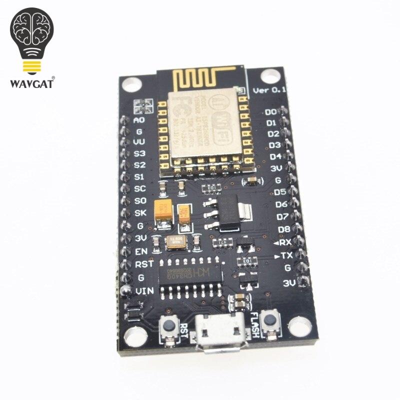 WAVGAT Wireless module CH340 NodeMcu V3 Lua WIFI Internet of Things development board based ESP8266