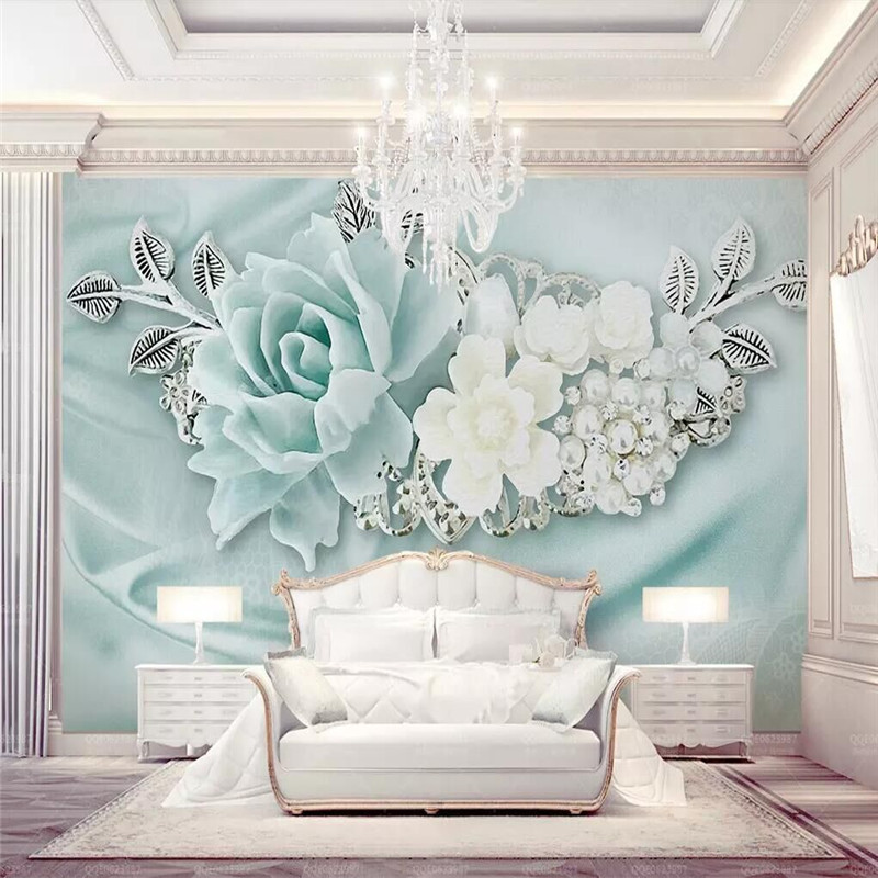 Specializing In The Production Of Custom High-end Mural TV Background Wall Manufacturers Wholesale Wallpaper Mural Photo Wall