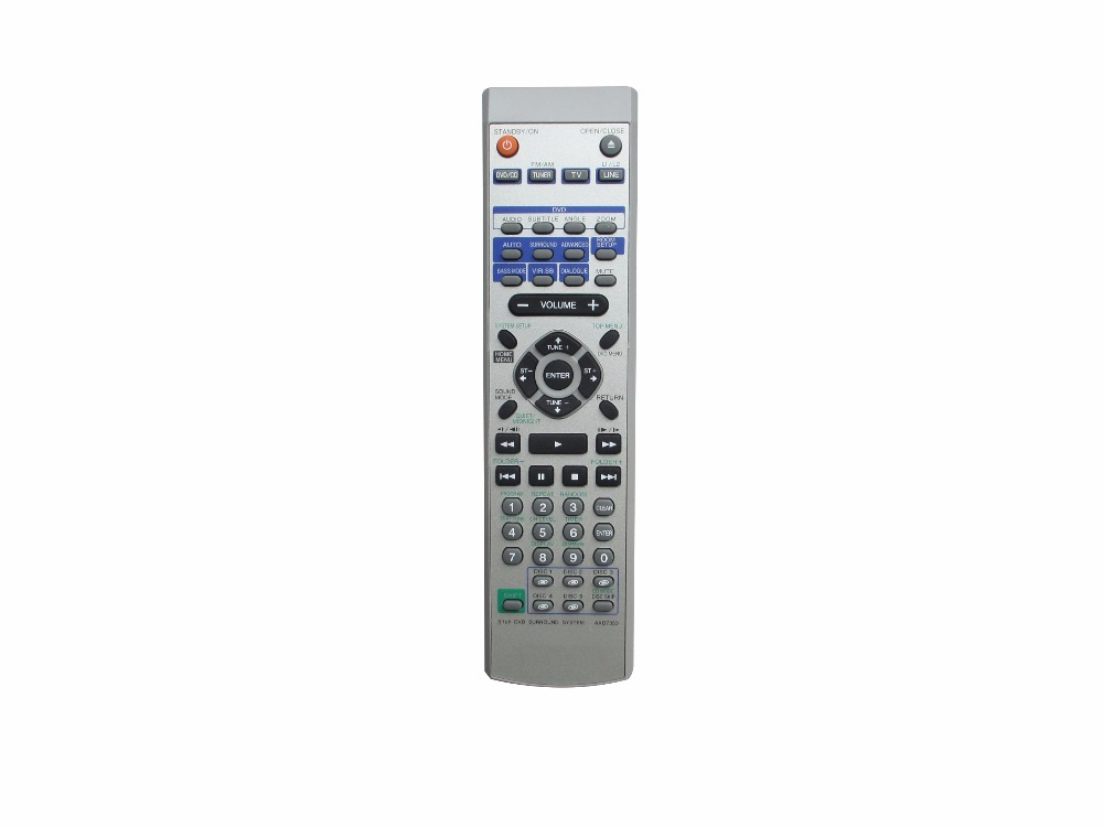 Пульт дистанционного управления для Pioneer AXD7354 HTD-540 HTD-640 HTD-540DV XV-HTD630 HTD-640DV HTD-630DV DVD CD приемник